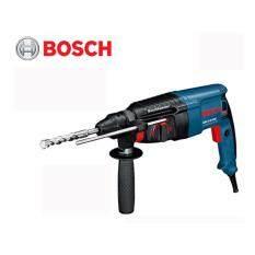 สว่านเจาะกระแทกโรตารี่ ระบบ Sds Plus ยี่ห้อ Bosch รุ่น Gbh 2 26 Dfr สีฟ้า ใน กรุงเทพมหานคร