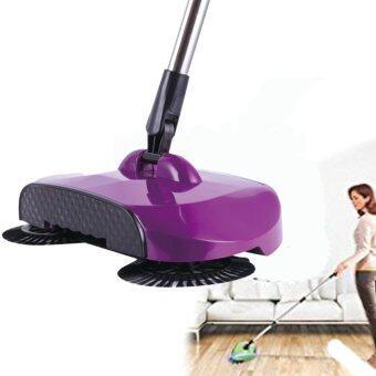 Sweeper Purple ไม้กวาดอัจฉริยะ ผ่อนแรง ประหยัดพลังงาน