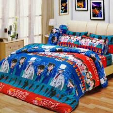 ซื้อ Sweet Dreams ผ้านวม ลายการ์ตูนลิขสิทธิ์ นักสืบโคนัน Conan Cn12 ออนไลน์ ไทย