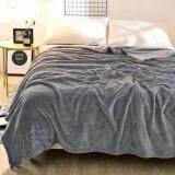 ขาย Sweet Kip ผ้าห่มนาโน ขนาด 180X200 ซม สีพื้นเทา ออนไลน์ กรุงเทพมหานคร