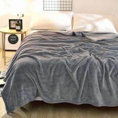 ส่วนลด Sweet Kip ผ้าห่มนาโน ขนาด 180X200 ซม สีพื้นเทา กรุงเทพมหานคร