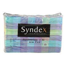 ทบทวน ที่สุด Syndex ที่นอนปิคนิคนุ่น 3 X 6