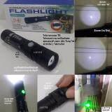 ส่วนลด ไฟฉายพกพา หลอด T6 10000 Lumens สว่างมากพิเศษ ซูมแสงได้ ชาร์จได้ บอดี้อลูมิเนียม เดินทาง แคมปิ้งฯ ยาว 12 5ซม