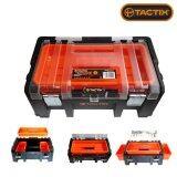 ขาย Tactix 320318 Plastic Pvc Tool Box กล่องเครื่องมือ 20 นิ้ว 51X32X22 2 Cm ผู้ค้าส่ง