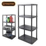 ราคา Tactix 320400 Plastic Shelf Unit ชั้นวางของ Pvc 4 ชั้น Tactix