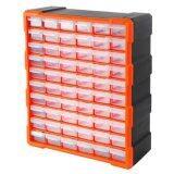 ซื้อ Tactix 320638 กล่องเครื่องมือ กล่องเครื่องมือช่าง กล่องใส่เครืื่องมือช่าง กล่องใส่อะไหล่ ลิ้นชัก 60 ช่อง พลาสติก ปรับขนาดช่องใส่ได้ ขนาด 48 5 H X 38 5 L X 16 W Cm ใหม่