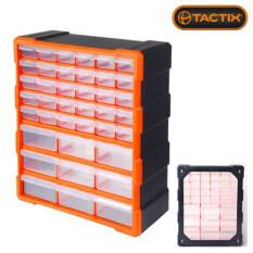 ส่วนลด Tactix กล่องเครื่องมือใหญ่ ลิ้นชัก 39 ช่อง รุ่น 320636 แขวนผนังได้ Tactix กรุงเทพมหานคร