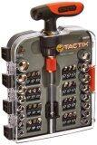 ส่วนลด Tactix 900237 ไขควงชุด ไขควง บล็อค 43 ตัว ชุด Screwdriver Handle Set Black Orange 43 Piece กรุงเทพมหานคร