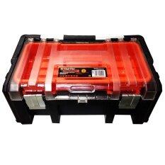 ซื้อ Tactix กล่องเครื่องมือ Pvc 20 รุ่น 320318 สีส้ม ออนไลน์ ถูก