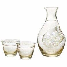 ส่วนลด Takase River Amber Cold Sake Set G604 M72 Intl Unbranded Generic