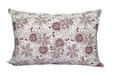 โปรโมชั่น Takeme Pillow Cuteing รุ่น Flower Brown Takeme