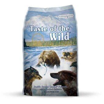 TASTE OF THE WILD อาหารสุนัข แซลมอนsmoked salmon 30lb / 13.63กก.