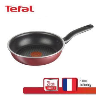 Tefal กระทะแบน ก้นอินดัคชั่น 21 ซม. รุ่น Pure Chef C6170214