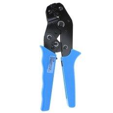 ราคา Terminal Crimping Non Insulated 2 8 4 8 6 3 26 16Awg Cable Crimping Pliers Blue Intl ใน จีน