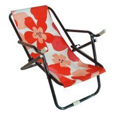 ขาย ซื้อ Tesco เก้าอี้พักผ่อน ลายดอกไม้ 58X110X64ซม Thailand