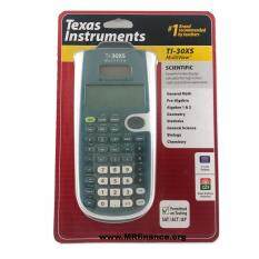 ราคา Texas Instruments เครื่องคิดเลขวิทยาศาสตร์ รุ่น Ti 30Xs Multiview เป็นต้นฉบับ Texas Instruments
