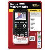 โปรโมชั่น Texas Instruments Ti 84 Plus Ce Graphing Calculator Black Texas Instruments