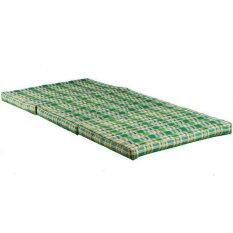 ซื้อ ที่นอนแบบพับเก็บได้ ขนาดใหญ่ 90X8X180 ซม สีเขียว ถูก