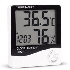 ที่วัดอุณหภูมิและความชื้น Htc-1 Thermometer & Hydrometer.