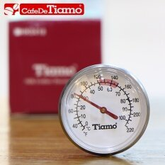 ราคา Tiamo Hk0418 กาแฟกาแฟเครื่องวัดอุณหภูมิอุณหภูมิสไตลัส เป็นต้นฉบับ