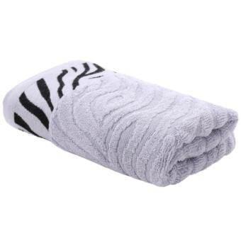 เสือรูปแบบไม้ไผ่ผ้าเช็ดตัวผ้าเช็ดตัวนุ่มดูดซับผ้าขนหนูมือ - นานาชาติ