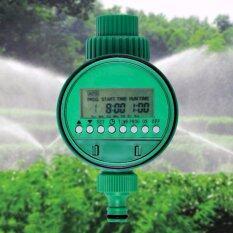 ทบทวน ที่สุด Timer Control จอ Led ควบคุมปิด เปิดวาล์วรดน้ำต้นไม้อัตโนมัติ
