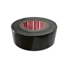 ราคา Tiptape เทปผ้า 2 นิ้ว X 50 หลา สีดำ ถูก