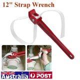 ราคา Titan Tools Strap Wrench 32 Length Non Marring Nylon Belt 12 30Cm Handle Intl ถูก