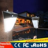ขาย Tj Solar Premium Quality Series โคมไฟโซล่าเซลล์ ติดผนัง ทรงพีระมิด 10 Super Smd Led Motion Sensor ราคาถูกที่สุด