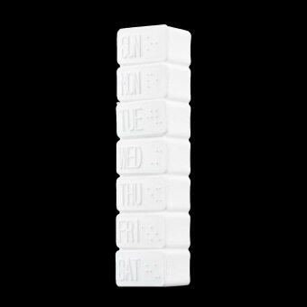ตลับใส่ยาแบบพกพา 7-days Pill Box อุปกรณ์สำหรับดูแลสุขภาพ