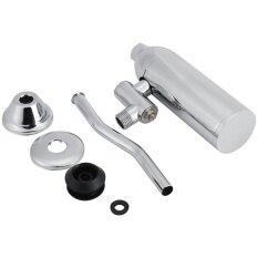 ราคา Tmishion Brass Wall Mounted Bathroom Infrared Intelligent Automatic Sensor Toilet Urinal Flush Valve Intl ใหม่ล่าสุด