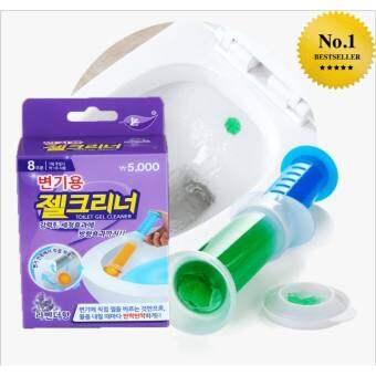 เจลทำความสะอาดห้องน้ำ น้ำยาทำความสะอาดชักโครกให้ปราศจากกลื่นไม่พึงประสงค์ toilet gel cleaner