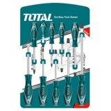 ซื้อ Total ไขควงชุด ปากแบน ปากแฉก 10 ตัวชุด รุ่น Tht250610 Screwdriver Set กรุงเทพมหานคร