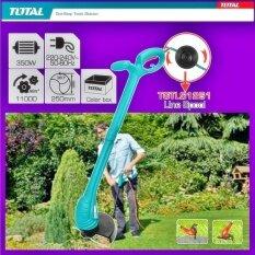 ซื้อ Total Grass Trimmer Model Total Tg T1261 เครื่อง ตัดหญ้า เล็มหญ้า ไฟฟ้าสายเอ็น น้ำหนักเบา โทเทล สำหรับงาน ตัดหญ้า เล็มหญ้า ประสิทธิภาพสูง สำหรับงานหนัก ทนทาน 1 เครื่อง Total Tg 103251N 01 250 Total ถูก