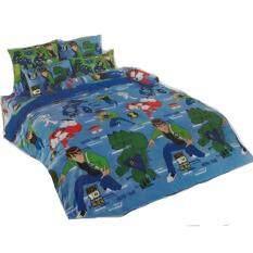 ซื้อ Toto ชุดผ้าปูที่นอน 3 5ฟุต ไม่รวมผ้านวม ลาย เบนเท็น Benten รุ่น Bu09 Toto Cartoon เป็นต้นฉบับ