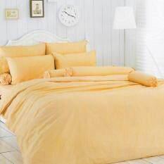 ขาย Totoผ้าปูที่นอนโตโต้ สีพื้นColor Paletteลายใหม่ ขายดี รหัส สีเชมเปญ ขนาด6ฟุต ถูก ปทุมธานี