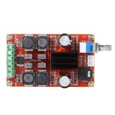 โปรโมชั่น Tpa3116D2 2 50W Digital Power Amplifier Board Class D Dc12V 24V Dual Channel Audio Stereo Amp Intl Unbranded Generic
