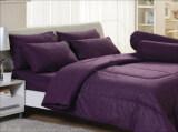 ขาย Tulip Delight ชุดเครื่องนอน สีพื้น รุ่น Dl511 Purple ผู้ค้าส่ง