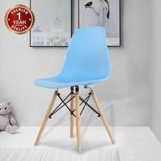 ราคา U Ro Decor เก้าอี้รับประทานอาหาร รุ่น Acron K แอครอน เค สีฟ้า ขาไม้บีช U Ro Decor นนทบุรี
