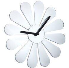 U Ro Decor นาฬิกา เหล็กชุบโครเมี่ยม ติดผนัง รุ่น Ivy นนทบุรี