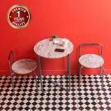 ซื้อ U Ro Decor ชุดโต๊ะรับประทานอาหาร Morgen สีสโตนวอช ขาสีเทา ออนไลน์ นนทบุรี