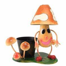 ขาย U Ro Decor กระถาง ดอกไม้ รูปเห็ด รุ่น Mushroom A ถูก