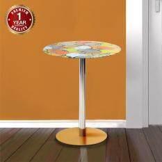 ซื้อ U Ro Decor Toronto A โต๊ะข้างอเนกประสงค์ รุ่นโตรอนโต เอ สีส้ม ออนไลน์
