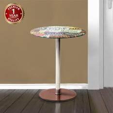 ซื้อ U Ro Decor Toronto G โต๊ะข้างอเนกประสงค์ รุ่นโตรอนโต จี สีคอฟฟี่ ออนไลน์ ถูก