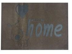 ราคา U Ro Decor Welcome Home A พรม ดักฝุ่น ขนาด 45 X 75 ซม สีน้ำตาล ใหม่