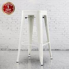 ซื้อ U Ro Decor เก้าอี้บาร์สตูลเหล็ก รุ่น Zania L ซาเนีย แอล ใหม่