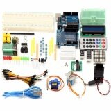 ราคา Ultimate Learning Starter Kit For Arduino Uno R3 1602 Lcd Servo Motor Relay Us Intl เป็นต้นฉบับ