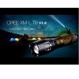 Led Cree Xml T6 ไฟฉายความสว่างสูง Led Cree Xml T6 5 โหมด Flashlight กรุงเทพมหานคร