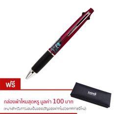 ขาย Uni ปากกา ยูนิ เจ็ทสตรีม 5 หัว Msxe5 1000 05 Bordeaux Uni