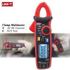 ขาย Uni T Ut210E True Rms Mini Digital Clamp Meters Ac Dc Current Voltage Auto Range Vfc Capacitance Non Contact Multimeter Diode Intl Uni T